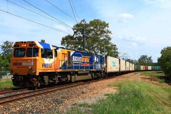 Pacific National - PN Class locomotive