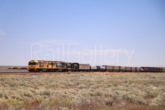 Aurizon - 6020 class locomotive