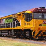 Aurizon - 6000 class locomotive - RailGallery