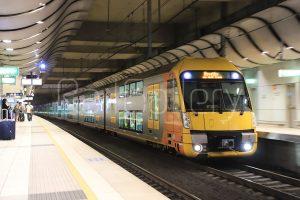 Sydney Trains - Waratah A Set - RailGallery