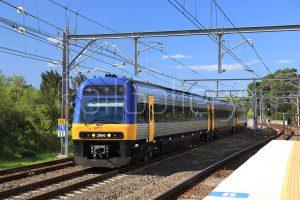 Endeavour rail car - RailGallery