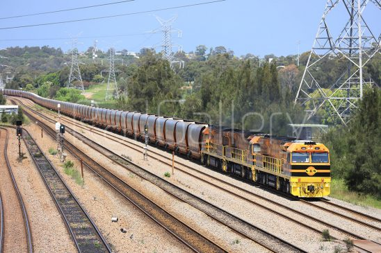 One Rail Australia - XRN class locomotive - RailGallery
