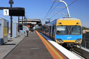 Comeng (Alstom) EMU - RailGallery