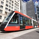 Sydney light rail - Citadis X05