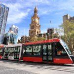Sydney light rail - Citadis X05
