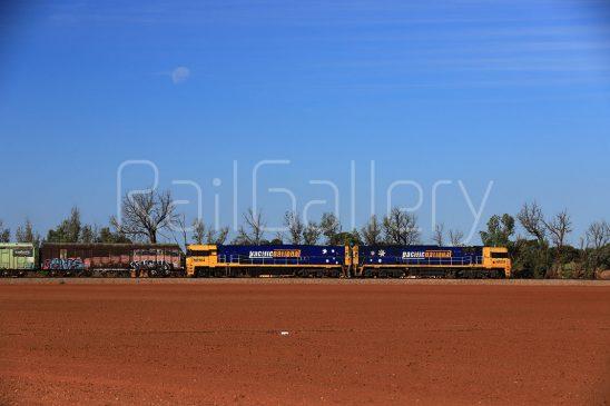 Pacific National - NR Class locomotive