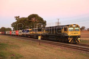 QBX locomotive - RailGallery