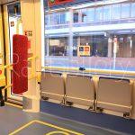 Newcastle light rail - Urbos interior - CAF - RailGallery