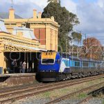 XPT Xpress Passenger Train - RailGallery