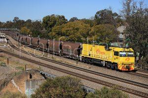 Aurizon - 5000 Class locomotive - RailGallery