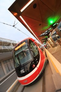 Transport Canberra - Canberra Metro light rail - Urbos