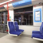 Transport Canberra - Canberra Metro light rail - Urbos interior