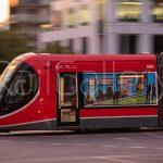 Canberra light rail - Urbos - RailGallery