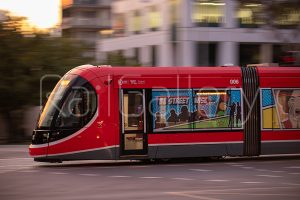 Canberra light rail - Urbos - RailGallery