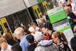Transport Canberra - Canberra Metro light rail - UrbosMelbourne tram passenger - RailGallery