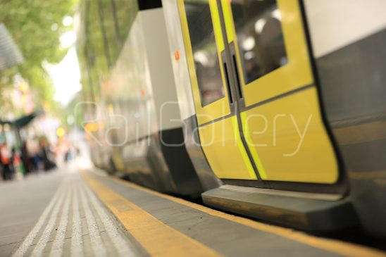 Melbourne tram - RailGallery