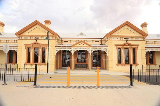 Wagga Wagga station - RailGallery