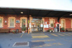 Wangaratta station - RailGallery