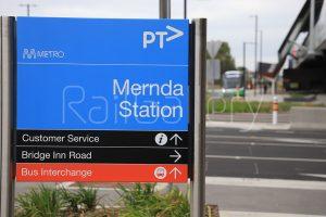 Mernda Station - RailGallery