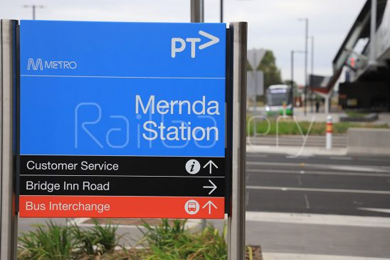 Mernda Station - RailGallery