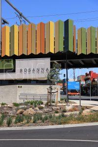 Rosanna station - RailGallery