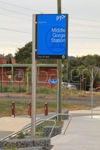 Middle Gorge Station - RailGallery