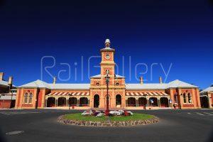 Albury station - RailGallery