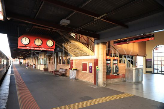 Bendigo Station - RailGallery