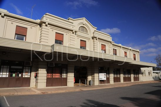 Port Augusta station - RailGallery