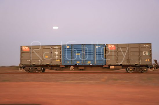 Intermodal wagon - RailGallery