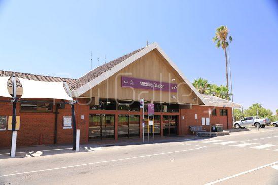 Mildura Station - RailGallery