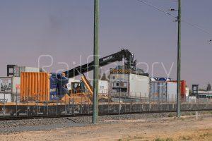 Intermodal wagon - RailGallery