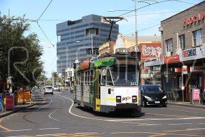 Melbourne Z3 class tram - RailGallery