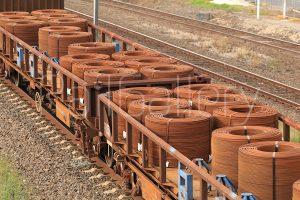 Steel wagon - RailGallery