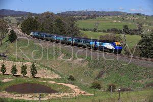 XPT Xpress Passenger Train - RailGallery