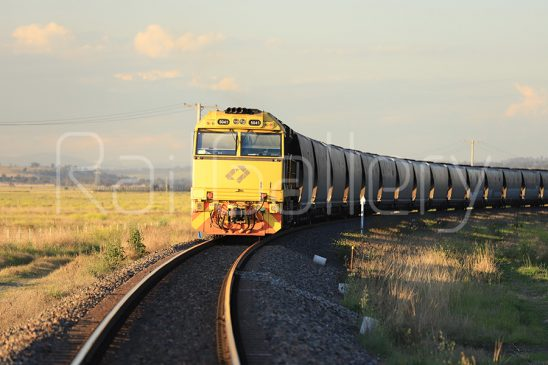 Aurizon - 5020 class locomotive - RailGallery