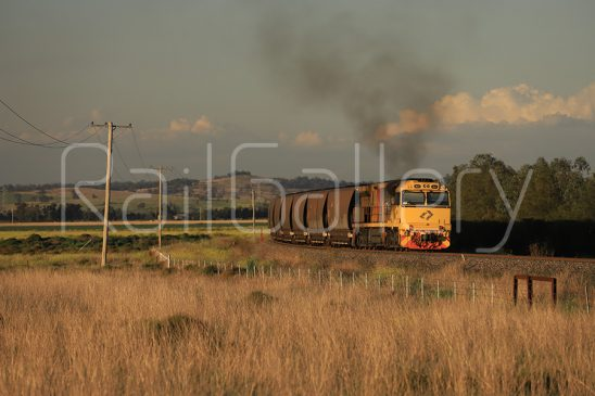 Aurizon - 5020 class locomotive - RailGallery
