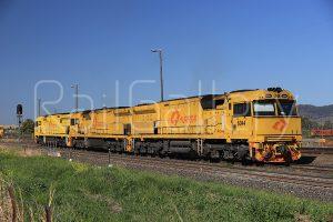 Aurizon - 6020 class locomotive - RailGallery