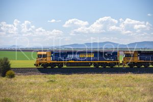Pacific National - 93 Class locomotive - RailGallery