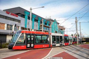 Alstom X05 Citadis light rail vehicle - Sydney Light Rail - RailGallery