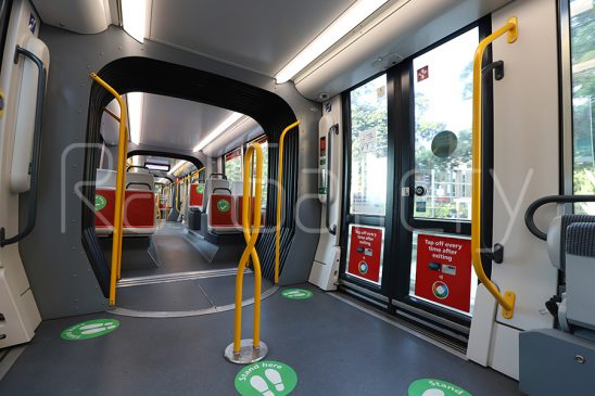 Sydney light rail - Citadis X05 - RailGallery
