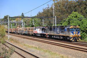 CFCLA - CF Class locomotive - RailGallery