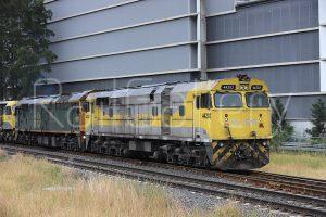 Qube - 442 class locomotive - RailGallery
