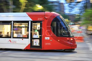 Sydney light rail - CAF - Urbos