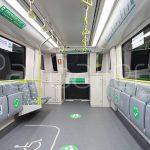 Sydney Metro - Alstom Metropolis Interior - RailGallery