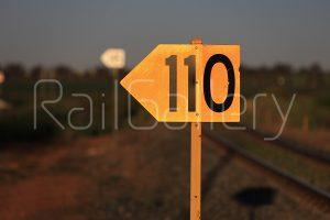 NSW speed board | RailGallery