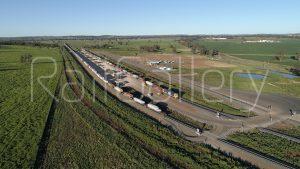 Parkes intermodal terminal   RailGallery