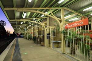 Muswellbrook station | RailGallery