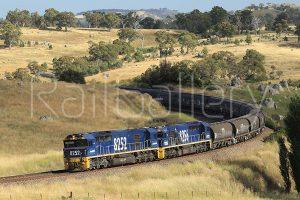 Pacific National - 82 Class locomotive - RailGallery