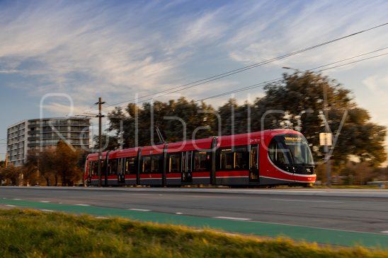 Transport Canberra - Canberra Metro light rail - Urbos